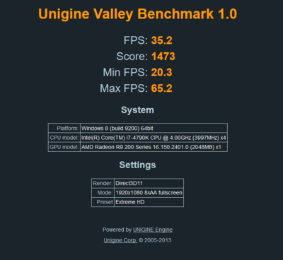 Click image for larger version.  Name:Unigine_Valley.PNG Views:72 Size:33.2 KB ID:38345